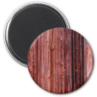Aimant bois vertical foncé