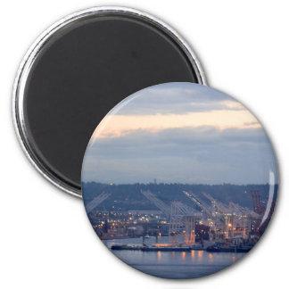 Aimant Bord de mer de Seattle