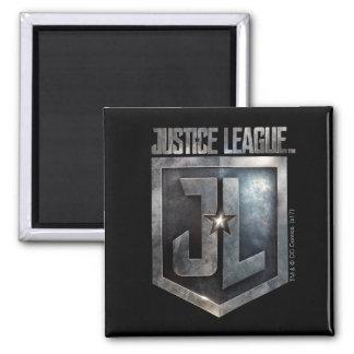 Aimant Bouclier métallique de la ligue de justice   JL