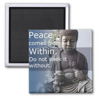 Aimant Bouddha