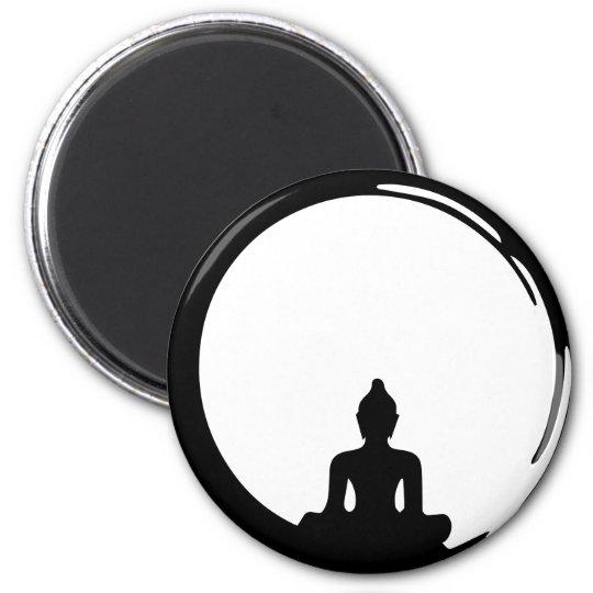 Aimant Bouddha silent