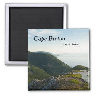 Aimant Breton de Capre (traînée d'horizon)