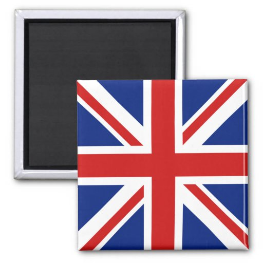 Aimant BRITANNIQUE de drapeau