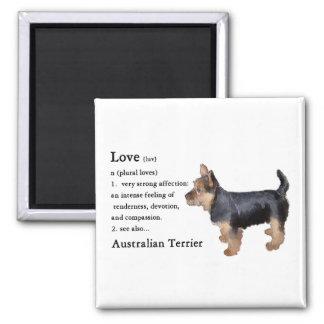 Aimant Cadeaux de Terrier australien