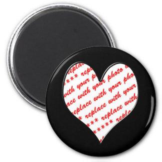 Aimant Cadre de photo de Valentine