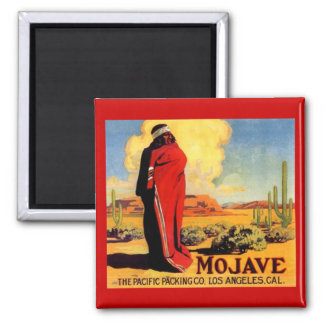 AIMANT CAISSE INDIENNE LBL DE LA PUBLICITÉ DE MOHAVE