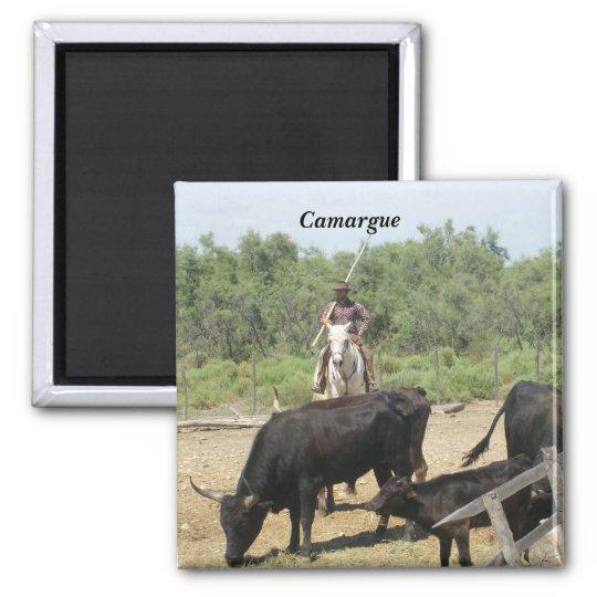 Aimant Camargue -