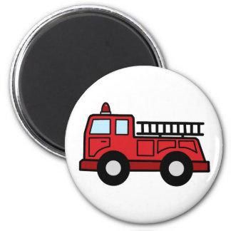 Aimant Camion de véhicule de secours de Firetruck de