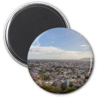 Aimant Capitale panoramique de Port-Louis des Îles