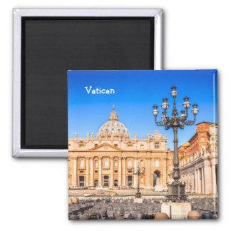 Aimant carré Vatican