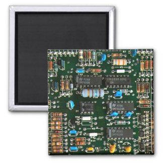 Aimant Carte électronique de l'électronique d'ordinateur