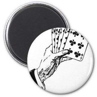 Aimant Cartes de jeu