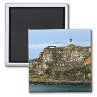 Aimant Castillo San Felipe del Morro Lighthouse