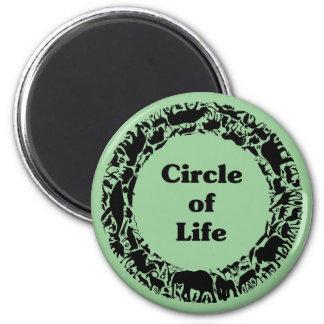 Aimant Cercle de la vie