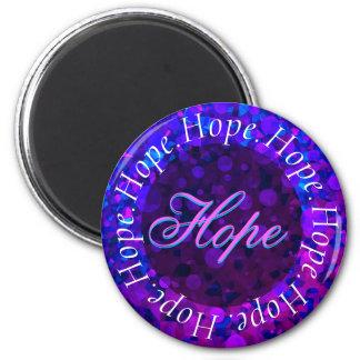 Aimant Cercle d'espoir