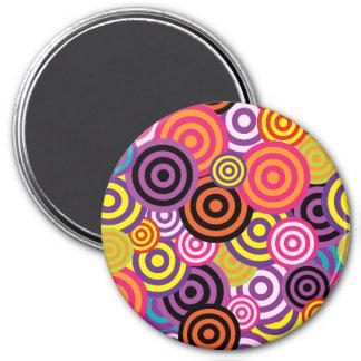 Aimant Cercles concentriques #2