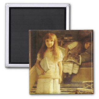 Aimant C'est notre coin par monsieur Lawrence Alma Tadema