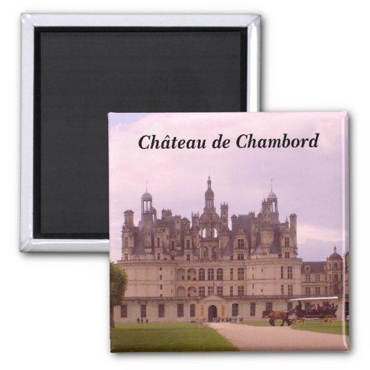 Aimant Ch�teau de Chambord -