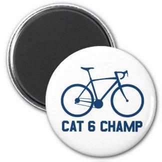 Aimant Champion de CAT 6