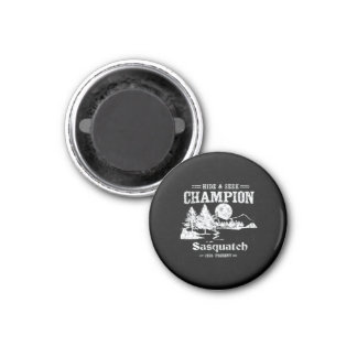 Aimant Champion Sasquatch de cache-cache