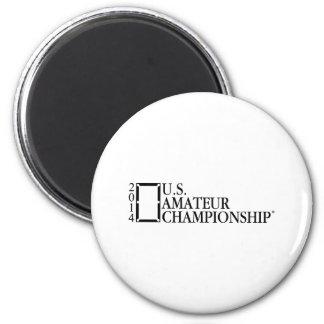 Aimant Championnat d'amateur des 2014 États-Unis