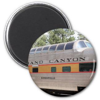 Aimant Chariot ferroviaire de canyon grand, Arizona