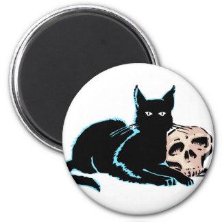 Aimant Chat noir