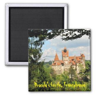 Aimant Château de Dracula en Transylvanie, Roumanie