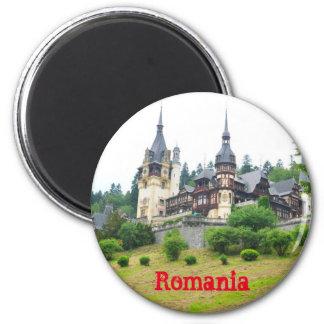 Aimant Château de Peles dans Sinaia, Roumanie