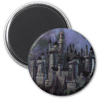 Aimant Château | Hogwarts magnifique de Harry Potter