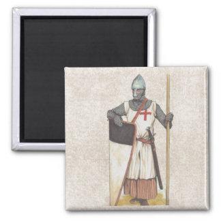 Aimant Chevalier Templar historique