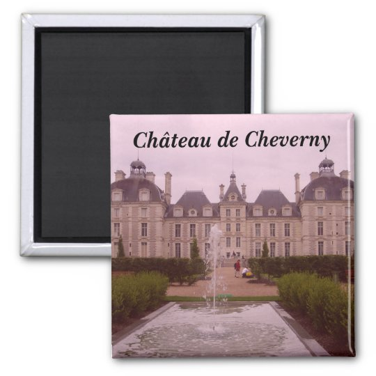 Aimant Cheverny -