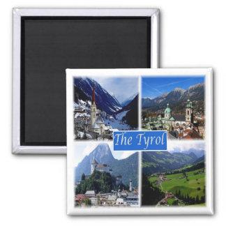 Aimant CHEZ * l'Autriche - le Tyrol