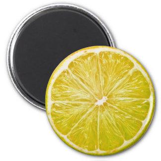 Aimant Citron