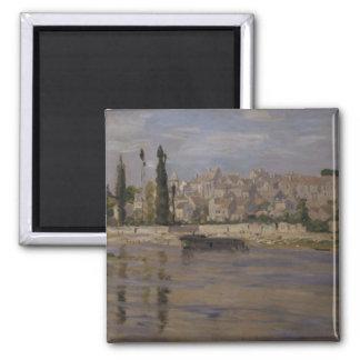 Aimant Claude Monet | Carrieres-Saint-Denis, 1872