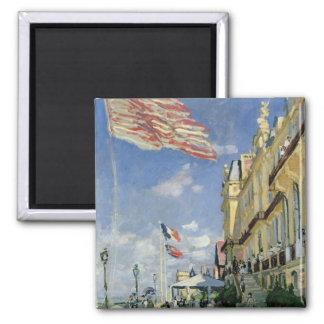 Aimant Claude Monet | le DES Roches Noires d'hôtel