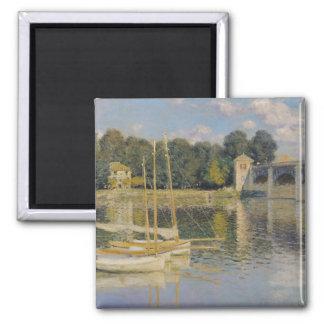 Aimant Claude Monet | le pont à Argenteuil, 1874