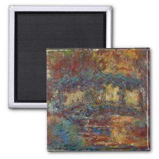 Aimant Claude Monet | le pont japonais