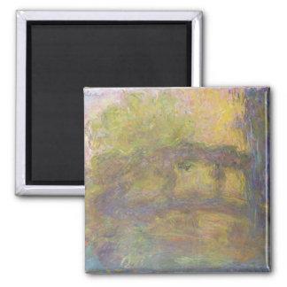 Aimant Claude Monet | le pont japonais, 1918-24