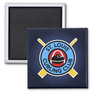 Aimant Club de bordage de St Louis