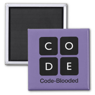 Aimant Code-Blooded