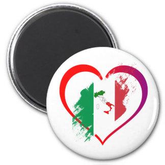 Aimant Coeur de l'Italie
