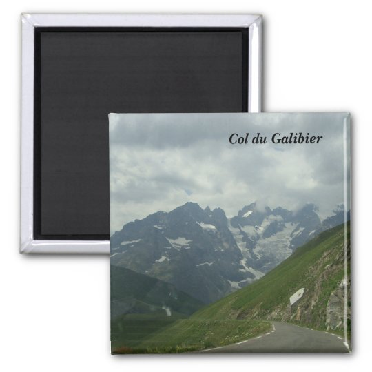 Aimant Col du Galibier -