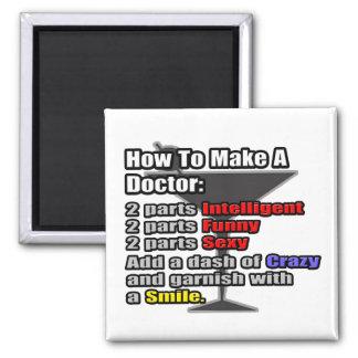 Aimant Comment faire un docteur