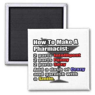 Aimant Comment faire un pharmacien