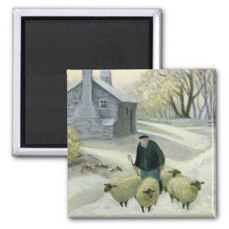 Aimant Conduite des moutons