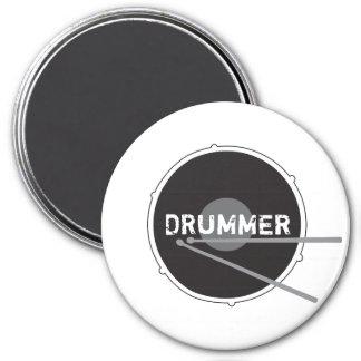 Aimant Cool minimal de musique rock de percussion de