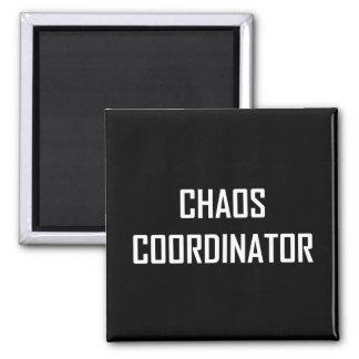 Aimant Coordonnateur de chaos