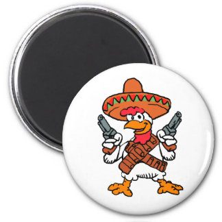 Aimant Coq mexicain