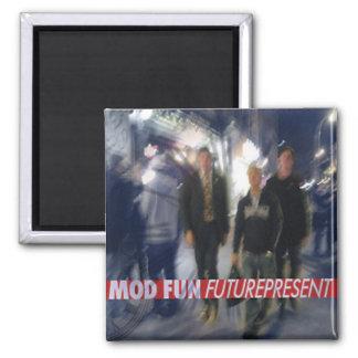 Aimant Couverture CD de Futurepresent d'AMUSEMENT de mod